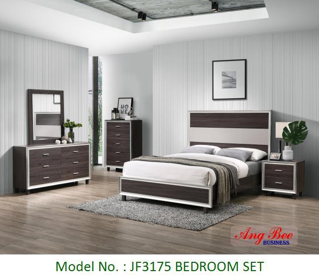 JF3175 BEDROOM SET
